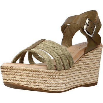 Sapatos Mulher Sandálias Chardi 4041CH Verde