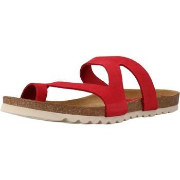 Sapatos Mulher Chinelos Chardi 4170CH Vermelho