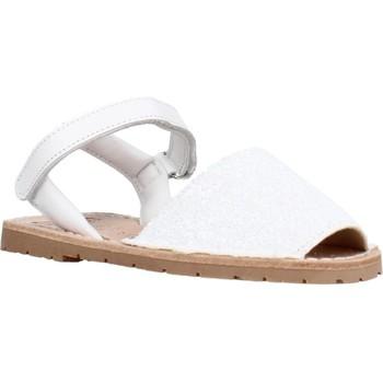 Sapatos Rapariga Sandálias Ria 20090 21224 Branco