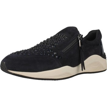 Sapatos Mulher Sapatilhas Geox D OMAYA C Azul