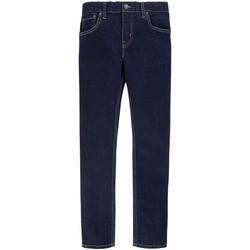 Textil Rapaz Calças Jeans Levi's  Azul