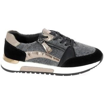 Sapatos Sapatilhas Jana Sneaker 23710 Noir Preto