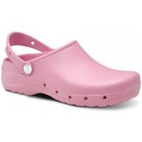Sapatos Homem Sapatos aquáticos Feliz Caminar ZUECOS SANITARIOS UNISEX FLOTANTES Rosa