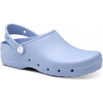 Sapatos Homem Sapatos aquáticos Feliz Caminar ZUECOS SANITARIOS UNISEX FLOTANTES Azul
