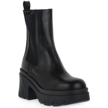 Sapatos Mulher Botins Priv Lab NERO BEATLES Nero