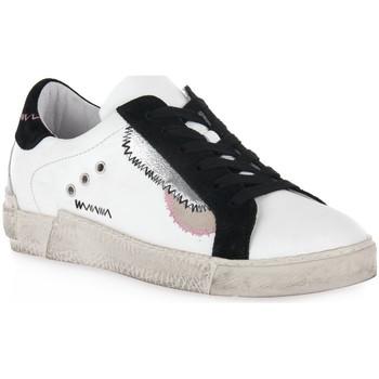 Sapatos Mulher Sapatilhas At Go GO 4114 GALAXY Bianco