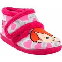 Sapatos Rapariga Chinelos Vulca Bicha Vá para casa garota  1087 fuxia Rosa