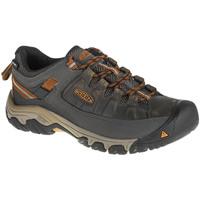 Sapatos Homem Sapatos de caminhada Keen Targhee III WP Vert