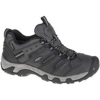 Sapatos Homem Sapatos de caminhada Keen Koven WP Noir