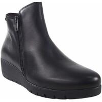 Sapatos Mulher Botins Pepe Menargues senhora  20260 preto Preto