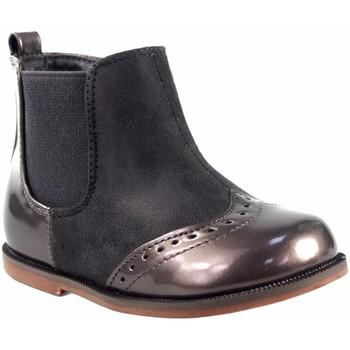 Sapatos Rapariga Botas baixas Bubble Bobble a1775 cinza Cinza