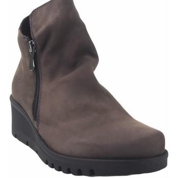 Sapatos Mulher Botas baixas Pepe Menargues senhora  20822 cinza Cinza