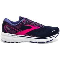 Sapatos Mulher Fitness / Training  Brooks Ghost 14 Preto