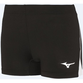 Textil Mulher Shorts / Bermudas Mizuno High Kyu Tight Preto