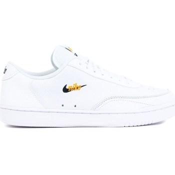 Sapatos Homem Sapatilhas Nike Court Vintage Prem Branco