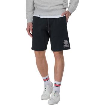 Textil Homem Shorts / Bermudas Franklin & Marshall Short Franklin & Marshall Classique noir