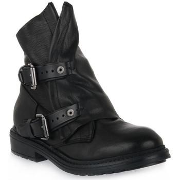 Sapatos Mulher Botins Priv Lab A112 CAPRA NERO Nero