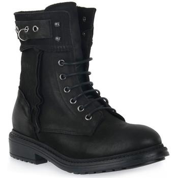 Sapatos Mulher Botas baixas Priv Lab A24 NABOUCK NERO Nero