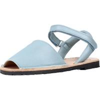 Sapatos Rapaz Sandálias Ria 20090 Azul