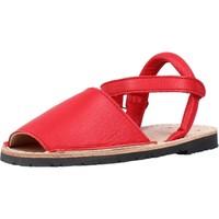 Sapatos Rapaz Sandálias Ria 20090 Vermelho