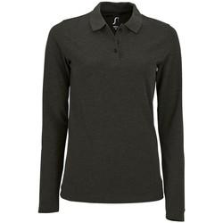 Textil Mulher T-shirts e Pólos Sols 02083 Carvão Vegetal Marl