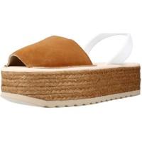 Sapatos Mulher Sandálias Ria 21940 S2 Marron