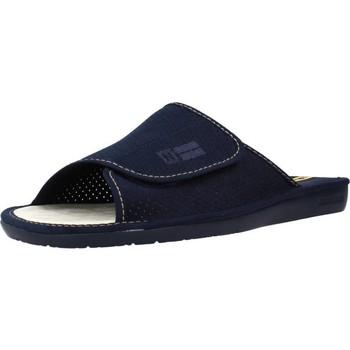Sapatos Homem Chinelos Nordikas 3116N 3116 Azul