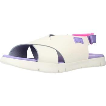Sapatos Rapariga Sandálias Camper ORUGA Branco