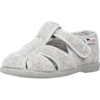 Sapatos Rapaz Chinelos Vulladi 5170 052 Cinza
