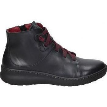 Sapatos Mulher Botas baixas Jenker BOTINES  15007 SEÑORA NEGRO Noir