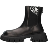 Sapatos Mulher Botins Just Another Copy AXE100 Preto