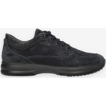 Sapatos Homem Sapatilhas IgI&CO 81151 Azul