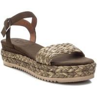 Sapatos Mulher Sandálias Xti 042286x Verde