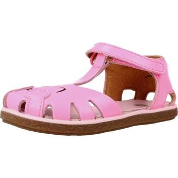 Sapatos Rapariga Sandálias Camper K800366 Rosa