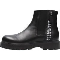 Sapatos Rapaz Botas baixas Bikkembergs - Beatles nero K4B5-20763 NERO
