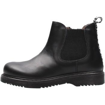 Sapatos Rapaz Botas baixas Bikkembergs - Beatles nero K1B5-20759 NERO