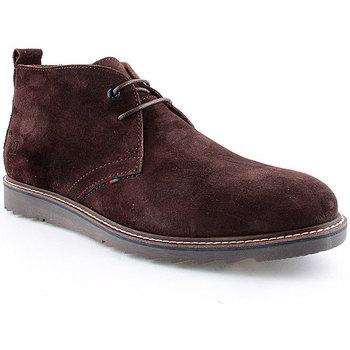 Sapatos Homem Botas baixas Vashoes M Boots CASUAL Castanho