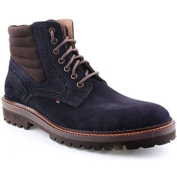 Sapatos Homem Botas baixas Vashoes M Boots CASUAL Azul