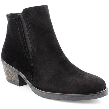 Sapatos Mulher Botins Bc L Ankle boots CASUAL Preto