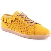 Sapatos Mulher Sapatilhas Helena Mar L Shoes Sporty Amarelo