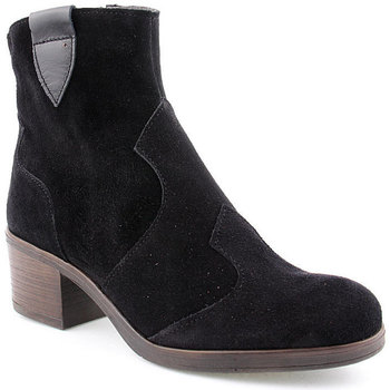 Sapatos Mulher Botins Walkwell L Ankle boots CASUAL Preto