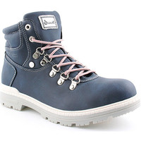 Sapatos Mulher Botas baixas Lapierce L Ankle boots Mountain Azul