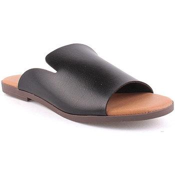 Sapatos Mulher Chinelos Lapierce L Slipper Swimming Preto