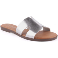 Sapatos Mulher Chinelos Lapierce L Slipper CASUAL Prateado