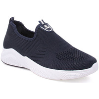 Sapatos Mulher Slip on Uauh! L Tennis CASUAL Azul