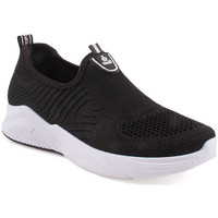 Sapatos Mulher Slip on Uauh! L Tennis CASUAL Preto