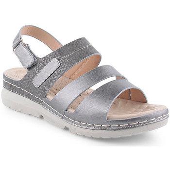 Sapatos Mulher Sandálias Lapierce L Sandals Comfort Chumbo