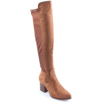 Sapatos Mulher Botas altas Lapierce L Boots Clasic Camel