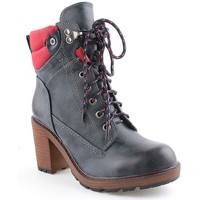 Sapatos Mulher Botins Lapierce L Ankle boots CASUAL Azul