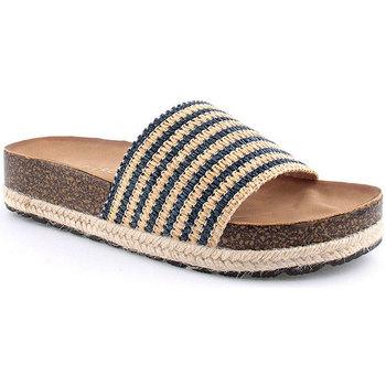 Sapatos Mulher Chinelos Lapierce L Slipper BIO Azul